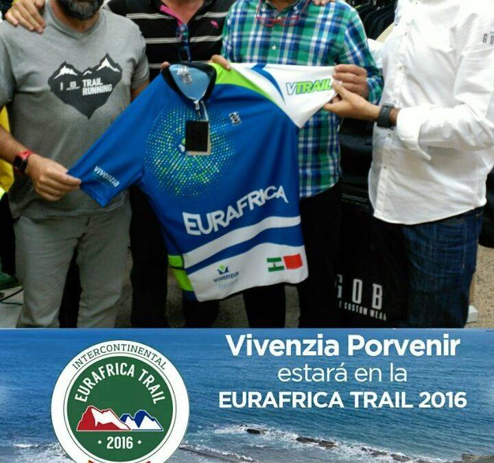 Amigos en Eurafrica Trail