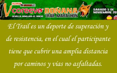 TRAIL COREEVO DOÑANA – «Ultimo día»